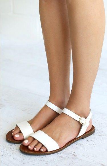 Windsor Smith Bondi White Leather