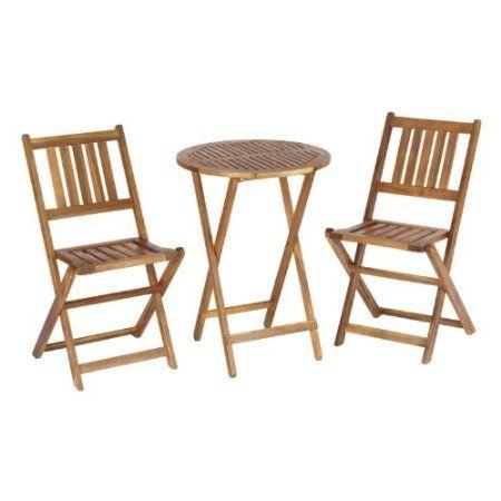 Amazon.com : Living Accents Wooden Bistro Set 22