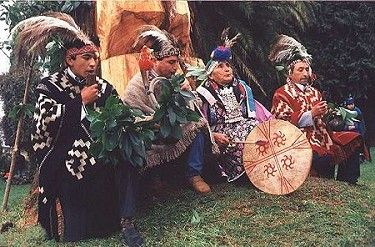 Argentina clothing, native tradition.