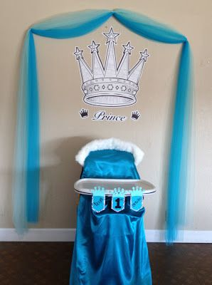 throne royal 1st birthday pinterest birthdays the chair and