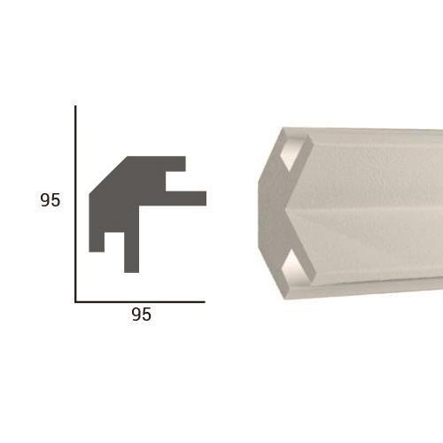 LD203.jpg bvdecor.com/... La coleccion BV DECOR LIGHT son unos elementos decorativos arquitectonicos para los sistemas de LED de la iluminacion indirecta. El perfil del elemento es construido tomando en cuentala posibilidad de la facil instalacion de tiras de LED modernas, que son equipadas con los elementos de la union rapida. Los elementos decorativos BV DECOR LIGHT son compatibles con todos los tipos de las cintas de LED. bvdecor.com/es/ #tirasdeled