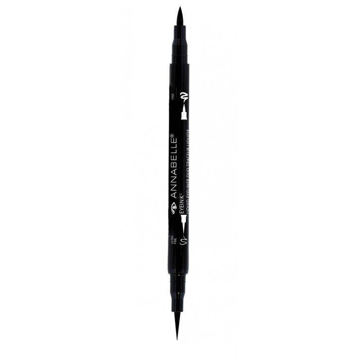 EyeInk2 Liquid Eyeliner Duo - Black