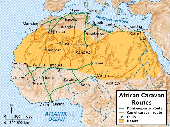 spread of islam in africa essay Before islam spread to africa, trade was very small and controlled by merchants, but afterwards trade was opened up to the larger muslim world this is because when merchants converted to.
