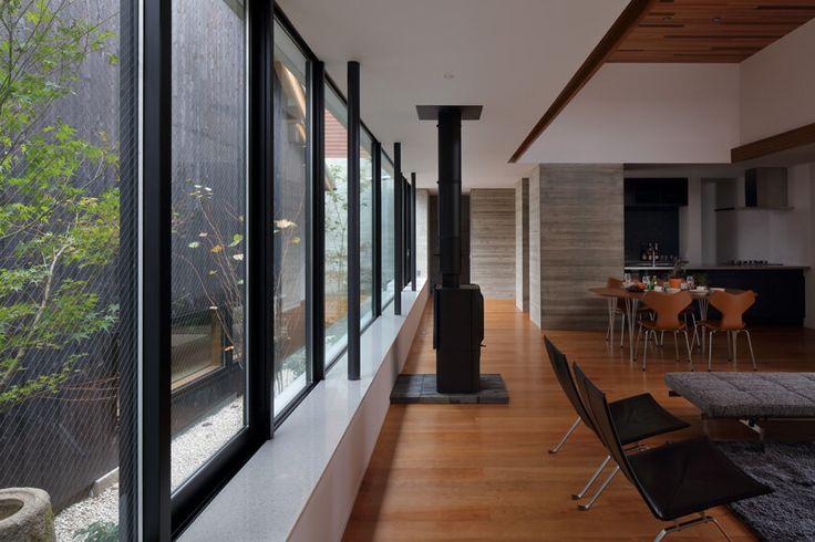 RC住宅 鉄筋コンクリート造の家 素材の家4