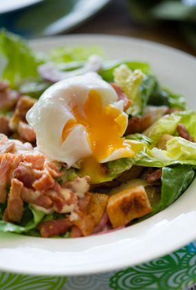 Chicken Caesar Salad- Julie Goodwin