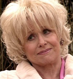 Peggy Mitchell {Barbara Windsor} You Did Not Want To Fight With Her !! {1994 To 2016}