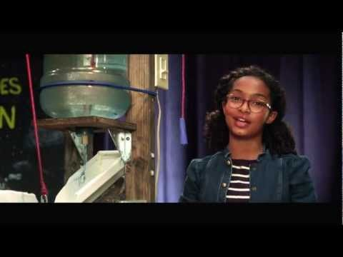 """Science Girl"" explains climate change (video from The Climate Reality Project)"