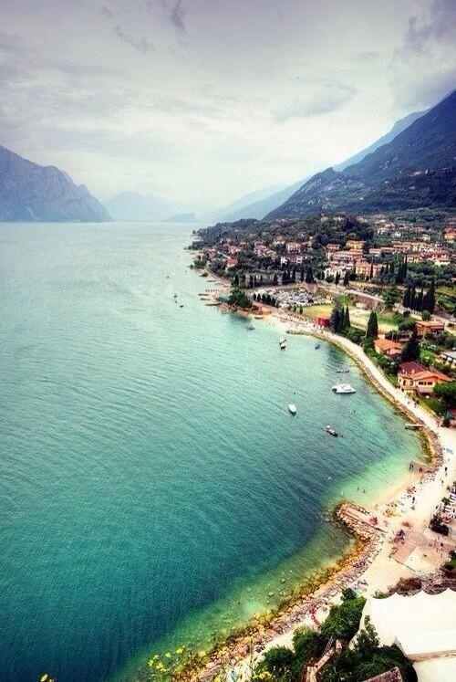 Lake Garda. Italy..... Loved my holiday there!!