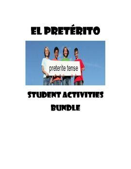 22 best Pretérito indefinido images on Pinterest | Spanish lessons ...