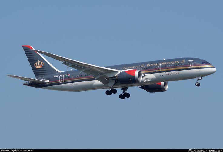 ROYAL JORDANIAN, Boeing 787-8 Dreamliner, New York - John F. Kennedy International (JFK / KJFK) United States by Jan Seler