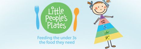 Little People's Plates - feeding under 3s the food they need