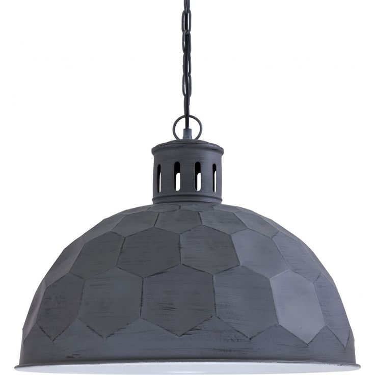 Perfect for direct light over benches and tables, the Teufel pendant light exudes rustic, industrial character in a wide range of applications. It beautifully complements the hand-distressed look and recycled timber of many Schots' furnishings. The Teufel takes an E27 60W globe (not included). Suitable for interior use only, must be fitted by a licensed electrician.