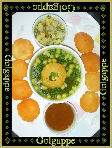 Golgappa is considered as the KING of Chaats and I really doubt if anyone can say no to this chaat anytime.I absolutely love this and would...