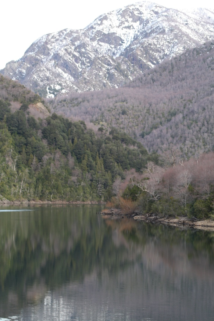 Represa el Pangue, Region del Bio Bio, Chile