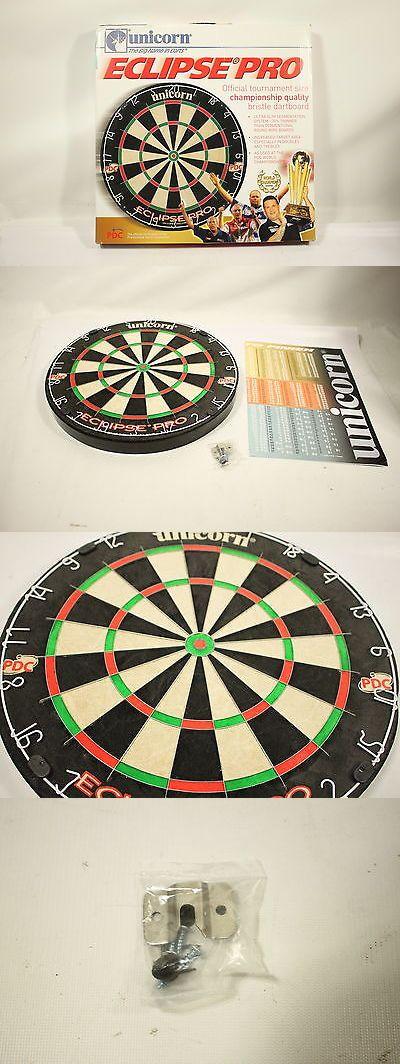 Dart Boards 72576: Unicorn Eclipse Pro Dart Board - New Open Box *Read* -> BUY IT NOW ONLY: $42.99 on eBay!
