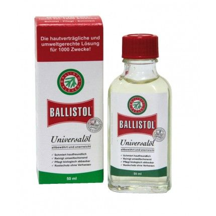 Λάδι Συντήρησης Ballistol 50ml   www.lightgear.gr