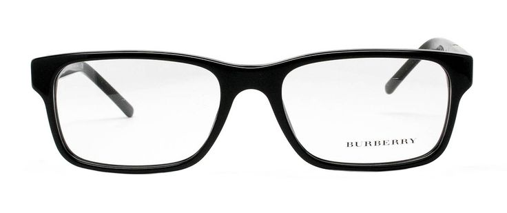Burberry BE2150 frames are the perfect black square frame glasses for looking your best! Sleek and chic, these frames are a modern take on a timeless classic #glasses