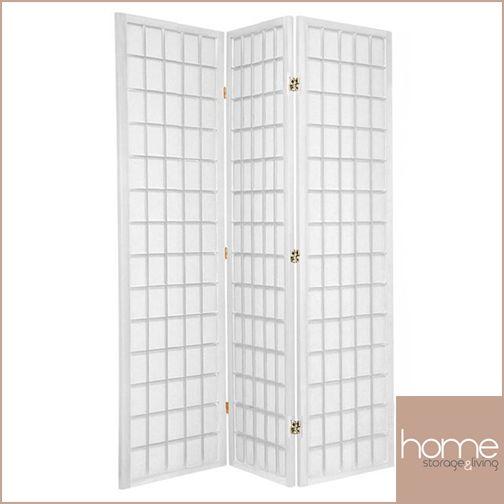White Window Room Dividers - www.hsandl.com.au