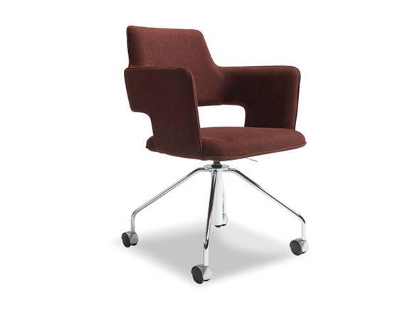 FLYMEe PLUSWork Chair/フライミープリュスワークチェア m7166(ハイバック/キャスター脚)_1