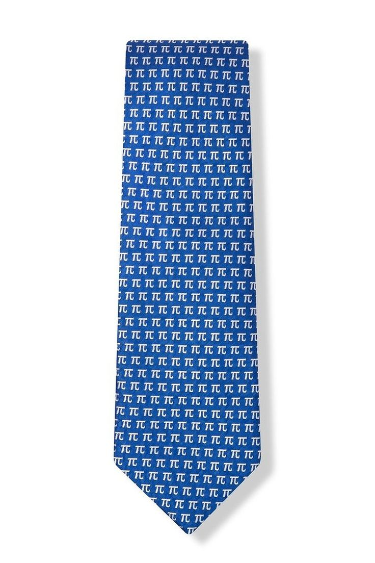 63 best pi day images on pinterest calculus math and mathematics shop for the pi symbol tie a blue microfiber tie by wild ties biocorpaavc Image collections