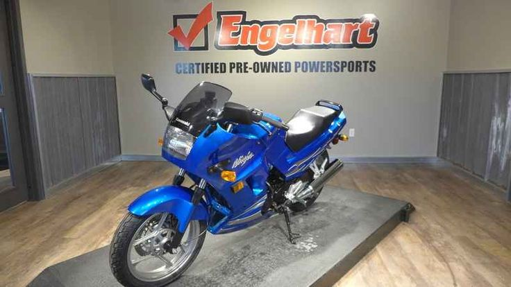 Used 2007 Kawasaki Ninja 250R Motorcycles For Sale in Wisconsin,WI. 2007 Kawasaki Ninja 250R, KAWASAKI NINJA 250R GIVES SPORTBIKE PERFORMANCE ON A LIMITED BUDGET Smallest Ninja handles better than most superbikes The Kawasaki Ninja® 250R offers a rare combination of compact size, low purchase price and excellent performance. It continues to be among those motorcycles at the top of the sales chart. Actually, there are several reasons why consumers flock to the sporty styling of this…