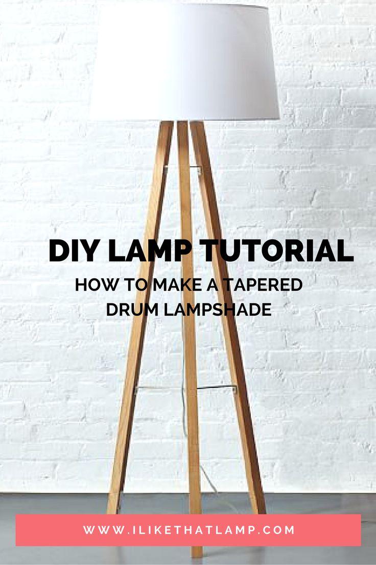 261 best DIY Floor Lamp Ideas images on Pinterest   Apartment design ...
