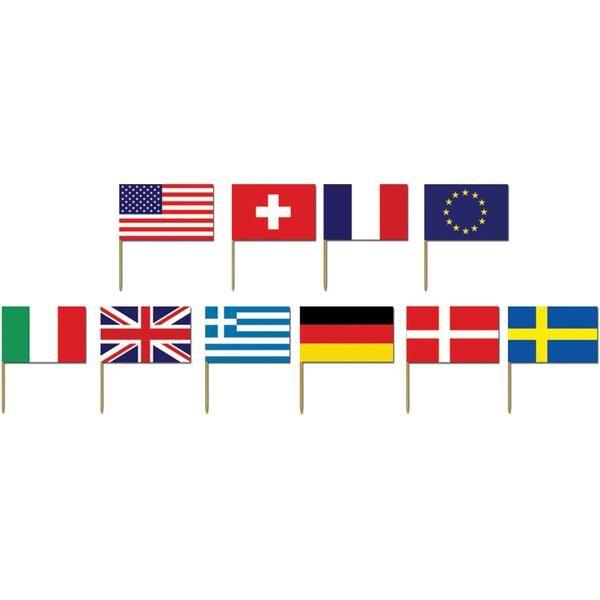 international flag protocol