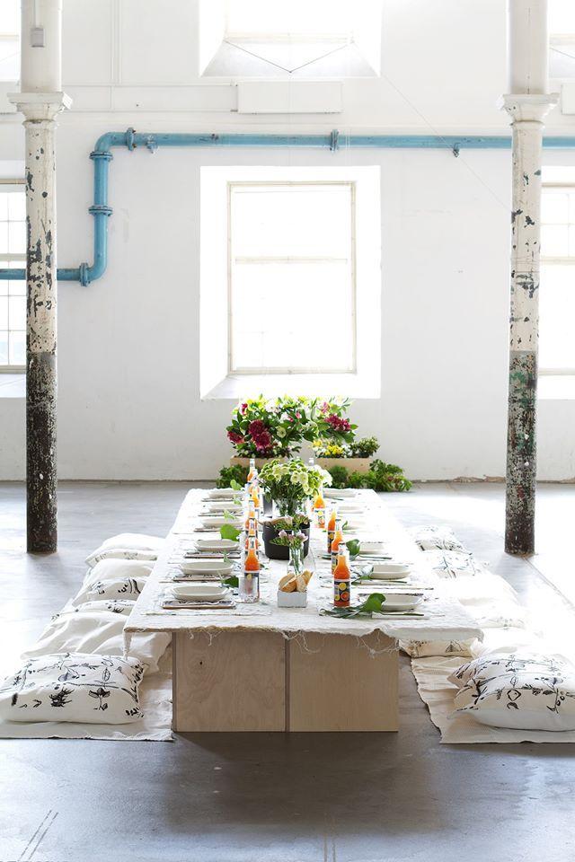 Summer party & photoshoot by Weecos #designpalet #saanajaolli #raikastamo #sustainable #design