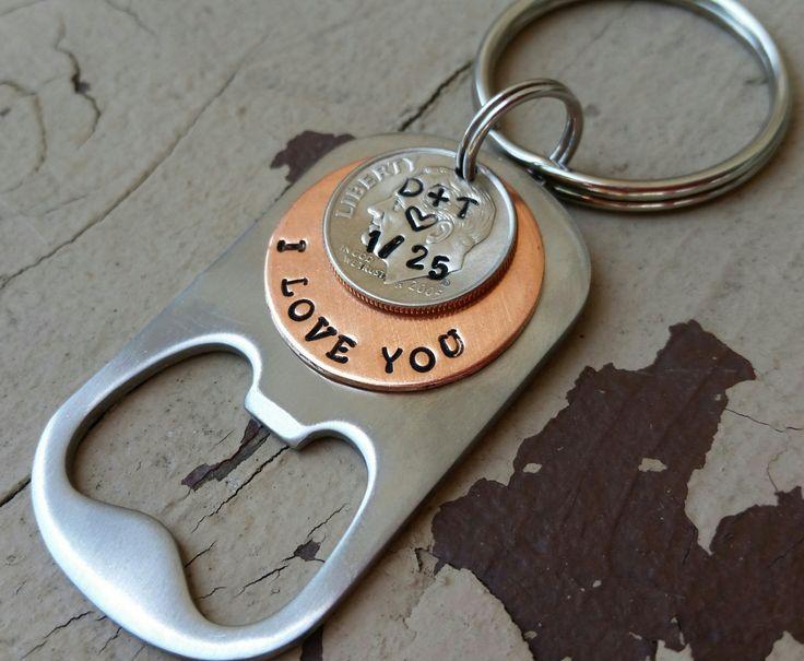 10th Wedding Anniversary Ring Ideas : Year anniversary, 10th Anniversary Gifts, Coin Jewelry, 2005 Wedding ...