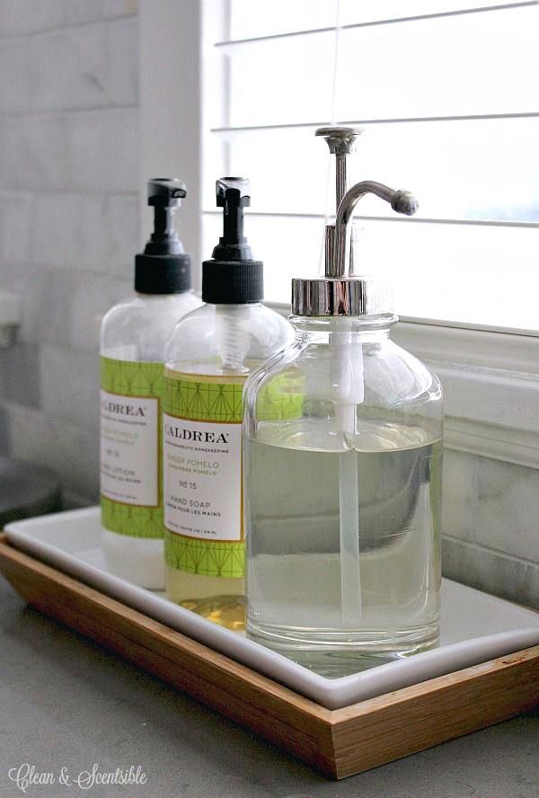 Best Liquid Soap Dispenser Reviews Foam Soap Dispenser Kitchen