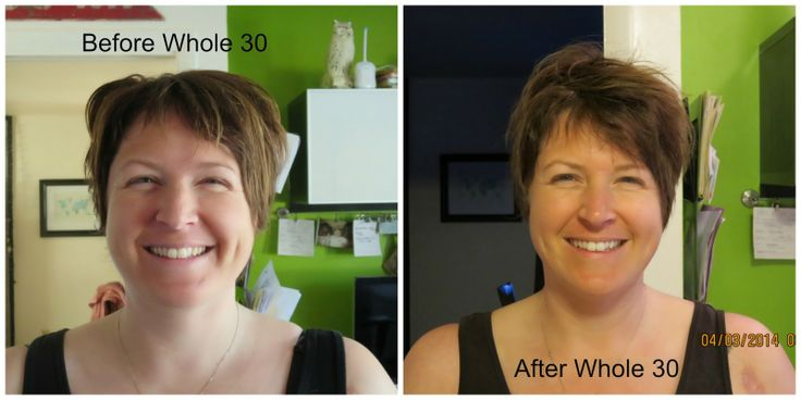 Two people-One story: Whole 30 Results! 16 pounds lost in ...