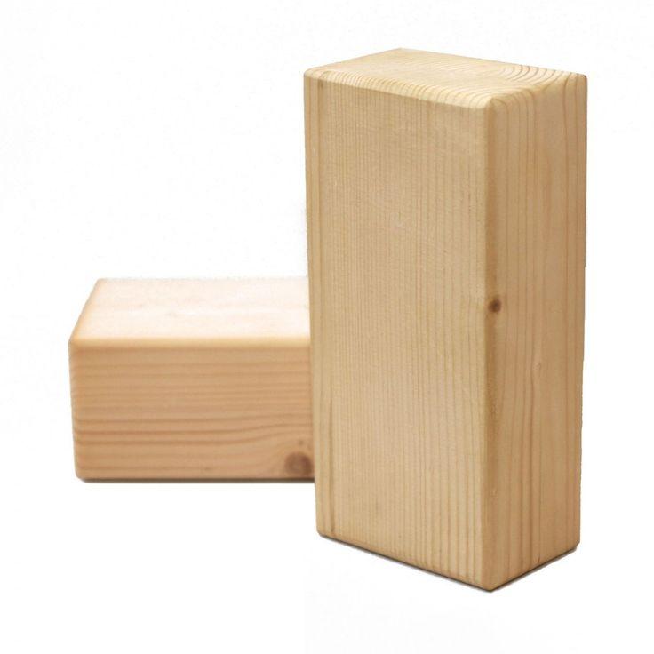 Jógatégla fából: 2.900 Ft