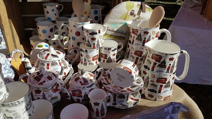 Willow Bell at Spinningfields Makers Market Manchester #Teapots #WaterJugs #Vases #Mugs #Cupsandsaucers #Cushions #Bags #Teacosies #Cheshire #Bags