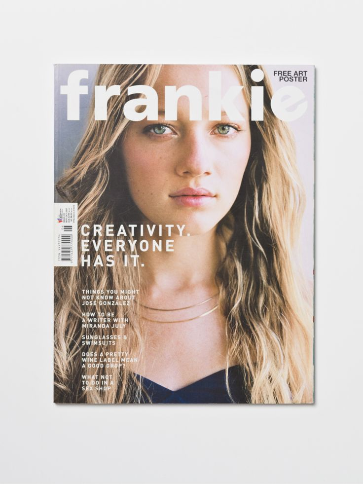 frankie issue 19