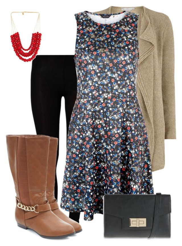 """""""Office Casual #110"""" by amooshadow on Polyvore featuring Dorothy Perkins, Majestic, Ally Fashion, New Look and 110"""