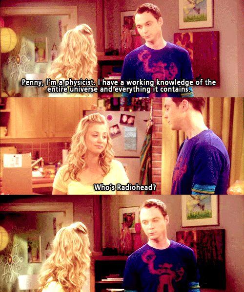 Oh, Sheldon Sheldon Sheldon