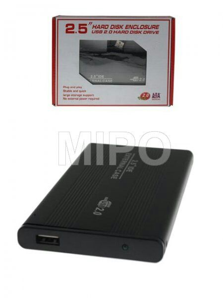 "2.5"" Harddisk Casing IDE ATA  ENCLOSURE (casing) HDD IDE 2.5""  Fungsinya untuk supaya hard disk ide ata 2.5"" dapat dijadikan hard disk external atau portable harddisk USB.  HDD Enclosure This pocket size enclosure kit can convert 2.5"" IDE notebook hard drive to USB port external hard drive. It supports both USB2.0 & USB1.1. The high speed USB interface provides plug and play installation for Windows 98SE/ME Windows 2000/XP, and Mac users with USB support.   Harga rp60.000 Info detail di…"