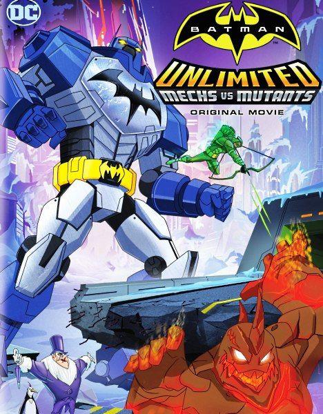 Безграничный Бэтмен: Роботы против мутантов / Batman Unlimited: Mech vs. Mutants (2016/WEB-DL/WEB-DLRip)   Пока новый Робин пытается научиться не совершать ошибки, далеко среди полярных льдов Пингвин убеждает доктора Виктора Фриза вместо бесконечных попыток защитить своё уединение - отправиться в Готэм и раз и навсегда пресечь все попытки Уэйн Энтерпрайзис по разработке нефтяных месторождений в Арктике. Вооружившись новой технологией Фриза, злодеи вызволяют из Аркхэма самых опасных и сильных…