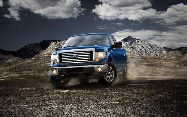 My husband is counting down the days until we buy one for our new family...New Ford F-Series Truck in 2015