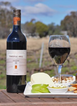 Thistle Hill - organic delicious wines from Mudgee NSW, Australia. Another great wine growing region!