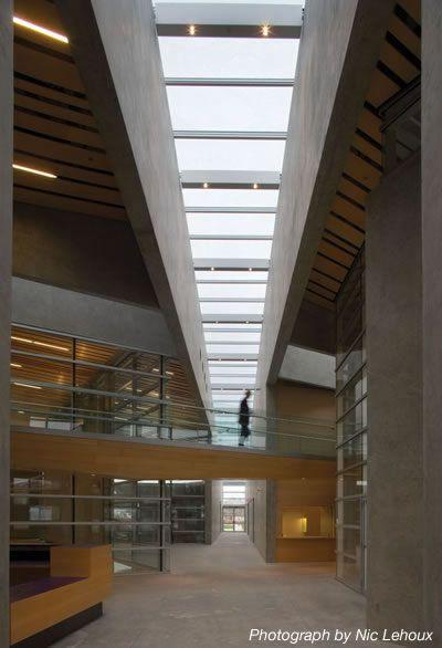 Bing Thom Architects - tilt-up concrete