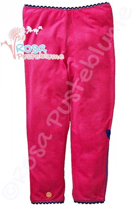 Leggings für Mädchen von Mim-Pi mim-12 in Pink