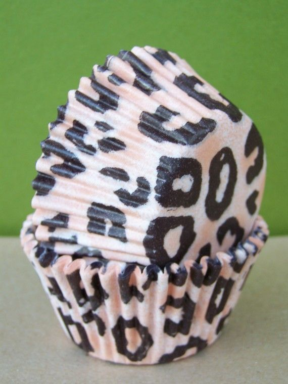 cupcakes pinterest leopards - photo #18