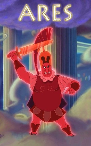 Ares god of war. | Gods ⭐ | Pinterest | War, God of war ... Hercules Percy Jackson