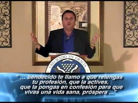 TV GRACIA Calqueo A Las Naciones: Reteniendo Nuestra Profesión