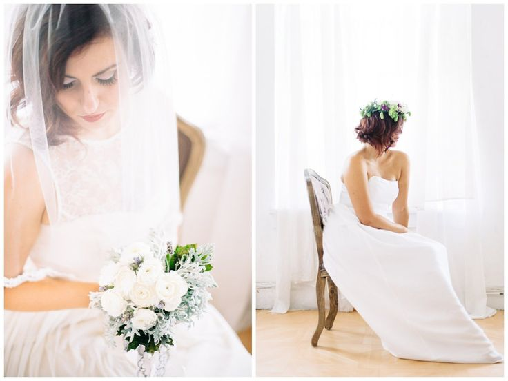Some bridal inspiration for y'all.  Fascinators, Floral Crowns, and Bouquets: Mt. Lebanon Floral Styled by: Glitter & Grit Gowns: Elizabeth Dye, Whitney Deal, U Poppy (Courtesy of G & G) Beaded Headband: 31 Bits (Courtesy of G & G) Halo, Crowns, and Veil: Mignonne Handmade (Courtesy of G & G) Makeup: All Dolled Up Model: Mandy Fierens Photography: Veronica Varos