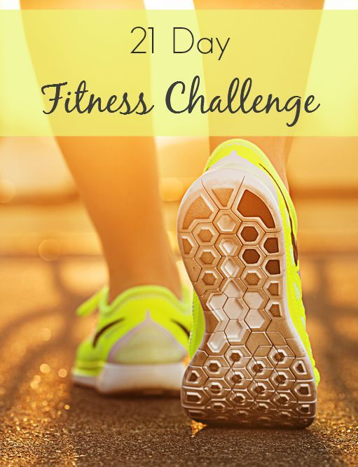 I know how busy we all are, but the truth is that when we make time to take care of our bodies we actually have more energy to complete the rest of the things we need to do. So will you join me for a 21 day journey of getting ourselves into a daily habit of exercise?