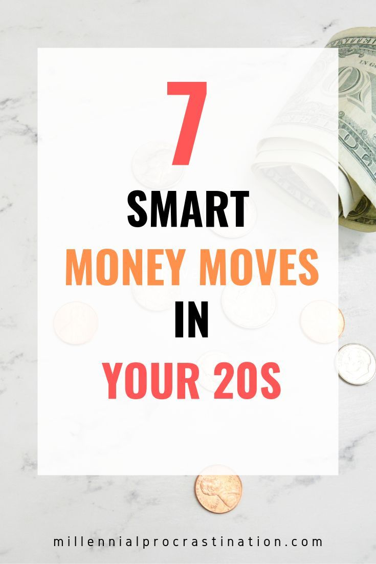 How To Grow Your Money In Your 20s