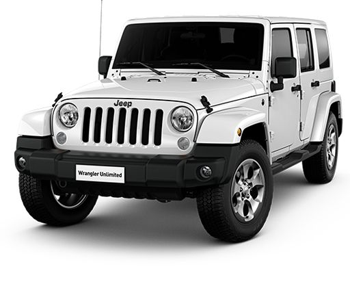 Jeep Wrangler Unlimited : Un 4x4 D'exception, Symbole De