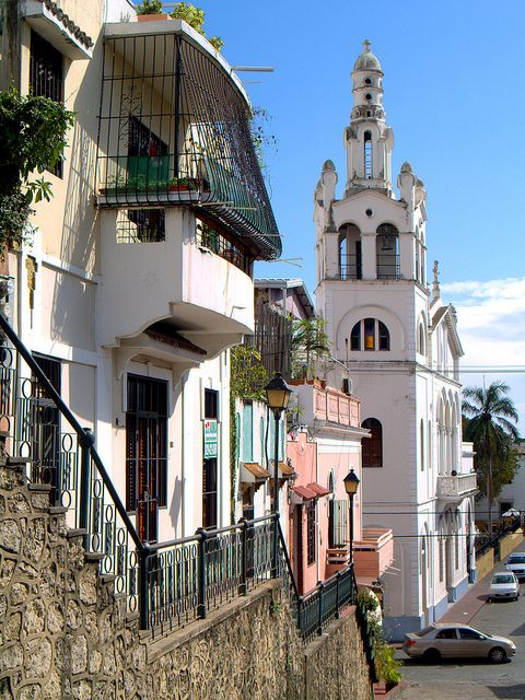 Dominican Republic, in the Zona Colonial de Santo Domingo